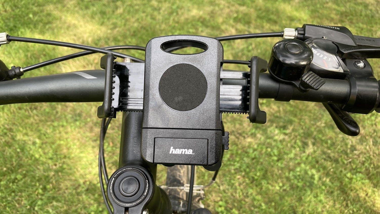 Recenzja uniwersalnego uchwytu rowerowego Hama
