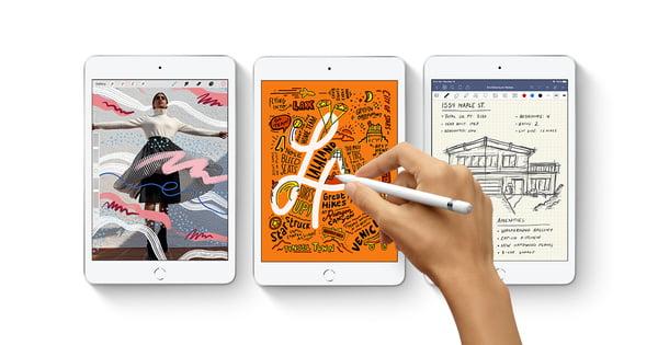iPad mini nowej generacji ma zostaćwyposażony w ekran Mini Led