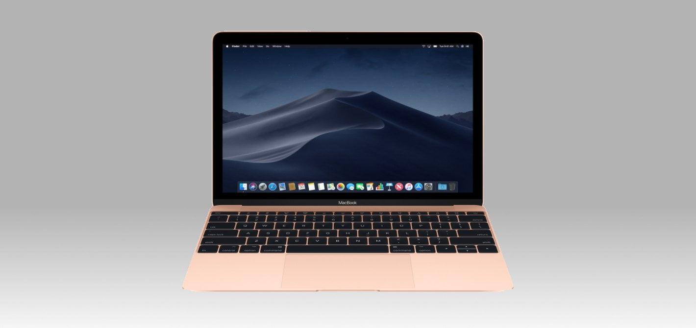 """12-calowy MacBook jest uważany przez Apple za produkt """"zabytkowy"""""""