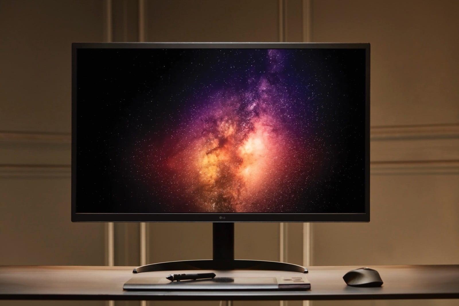 Nowy 32-calowy wyświetlacz LG OLED UltraFine 4K do komputerów Mac jest już dostępny na zamówienie