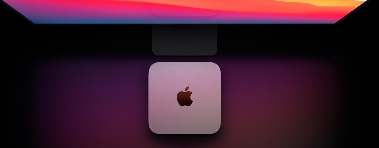 Nowy Mac mini z nowy wyglądem i procesorem M1X pojawi sięw ciągu kilku najbliższych miesięcy