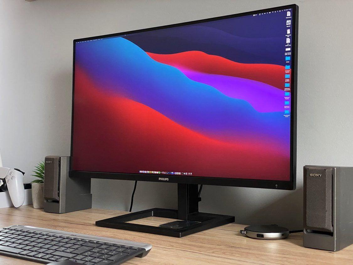 Recenzja Philips 288E2 – monitor 4K, który zostaje ze mnąna dłużej!
