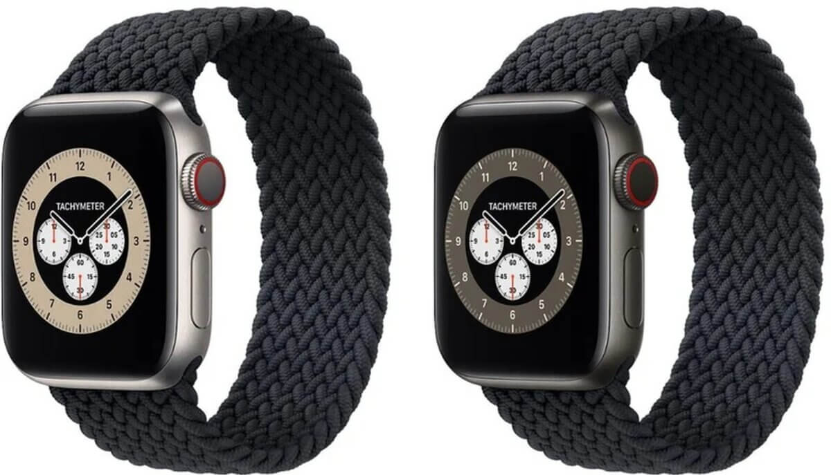Niedostępny na całym świecie zegarek Apple Watch tytanowy