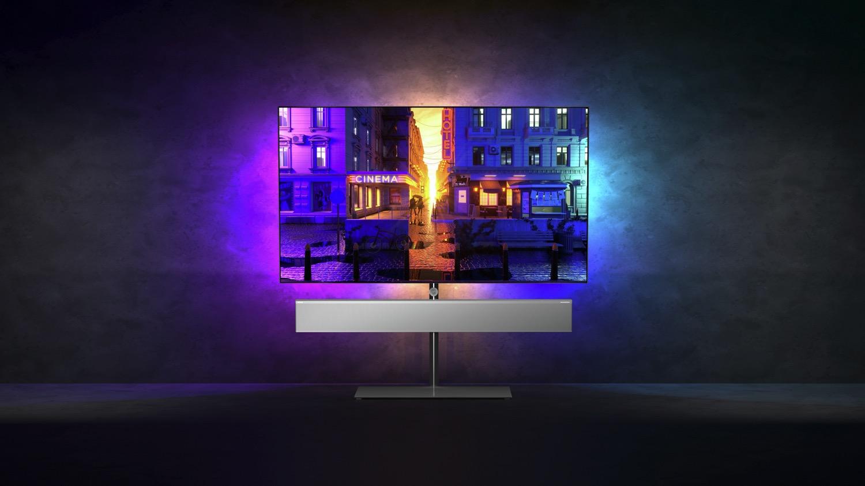 Philips TV prezentuje nowe telewizory premium z linii OLED+