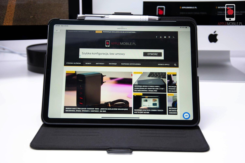 Recenzja Speck Balance Folio – bardzo praktyczne i dobrze chroniące etui dla iPada Pro 11 oraz Air 4