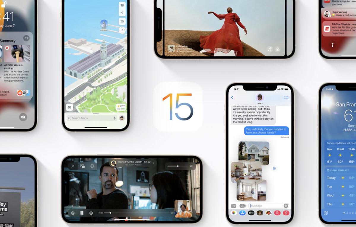 Sprawdźcie, kiedy będziecie mogli pobrać iOS 15 i iPadOS 15 na swoje urządzenia