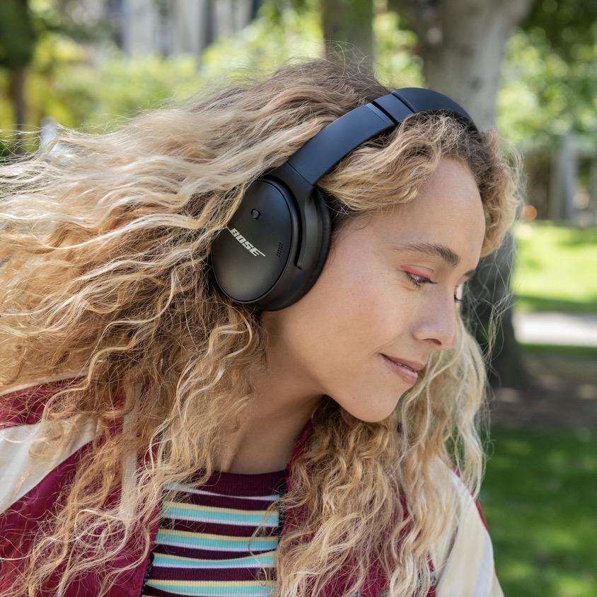 Bose przedstawia nowe słuchawki Bose QuietComfort 45