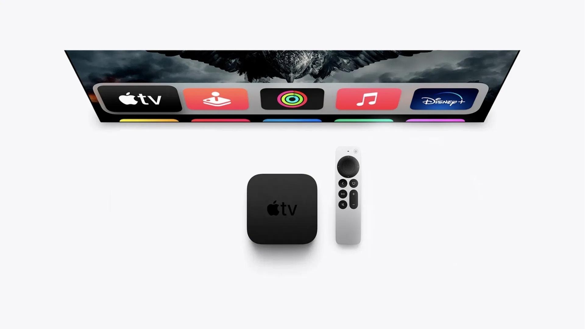 Firma Apple udostępniła oficjalnie najnowszy system tvOS 15