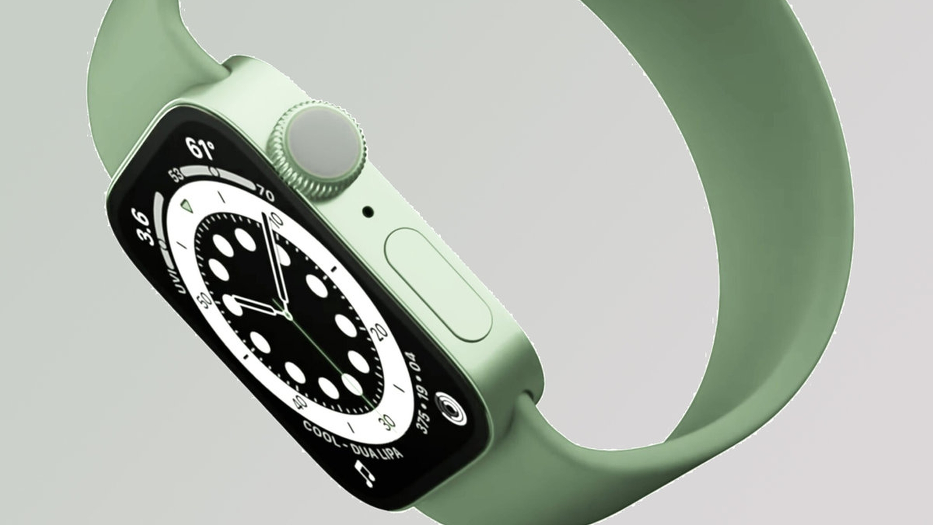 Mark Gurman na temat zegarków Apple Watch Series 7