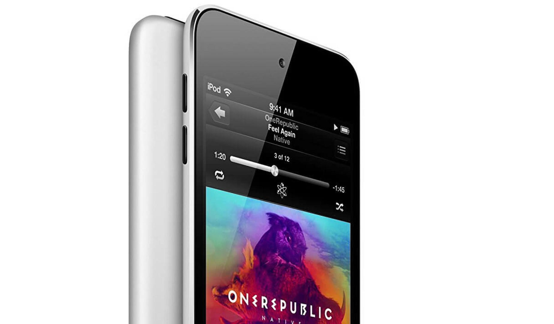 Na liście produktów przestarzałych iPod Touch 5 gen 16 GB
