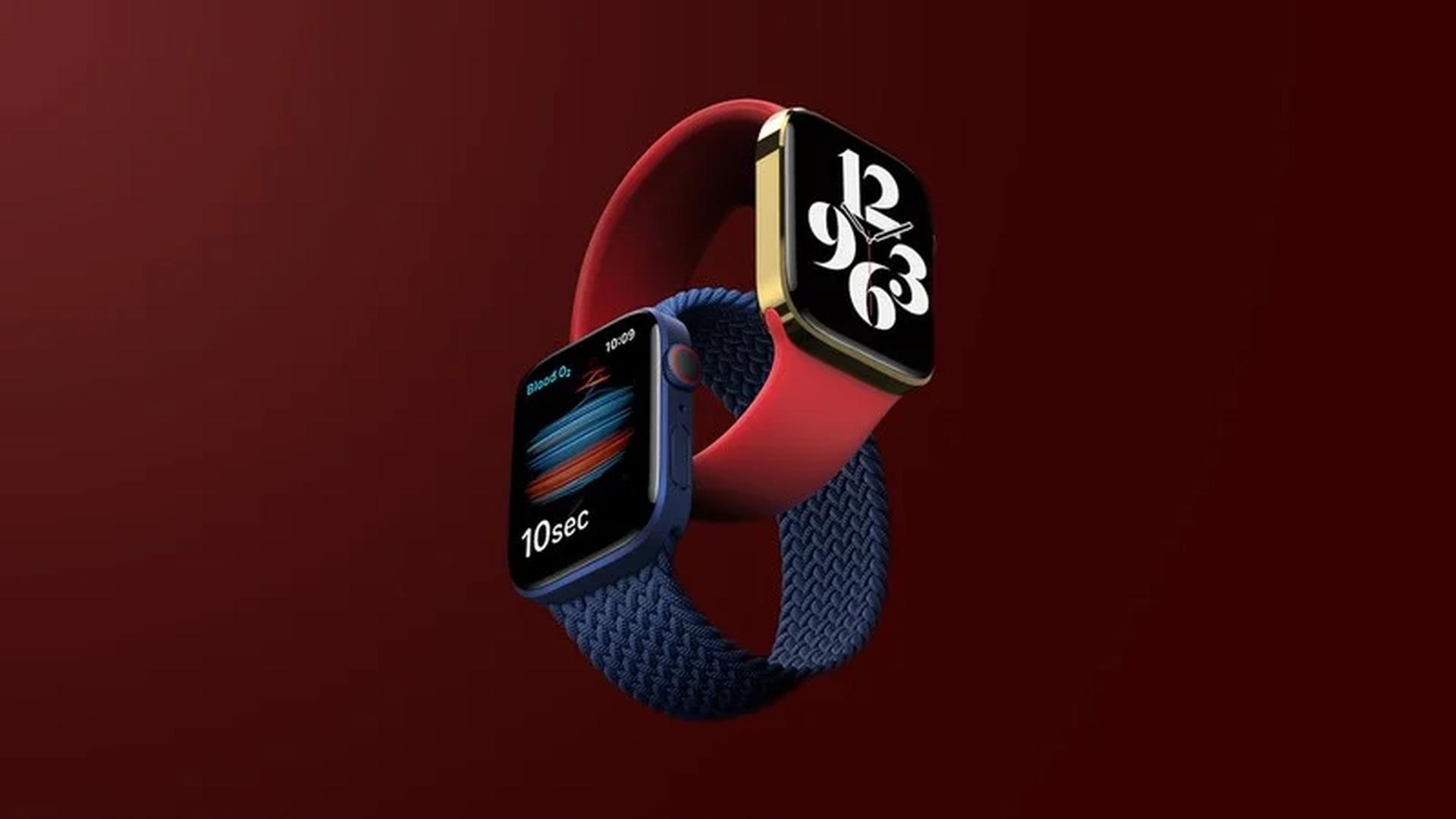 Nowe zegarki Apple Watch mają zostać zaprezentowane z iPhone'ami