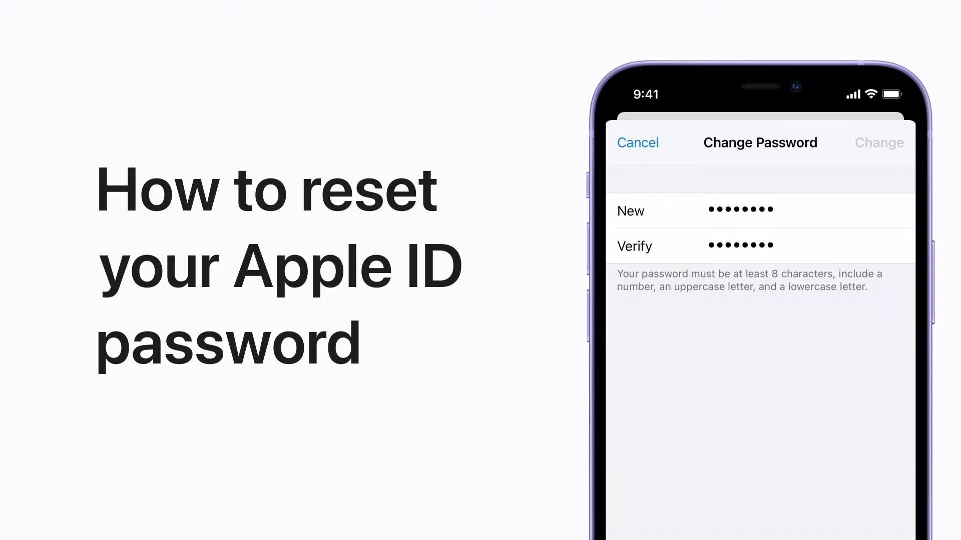 Poradnik Apple: Jak zresetować hasło Apple ID na iUrządzeniach