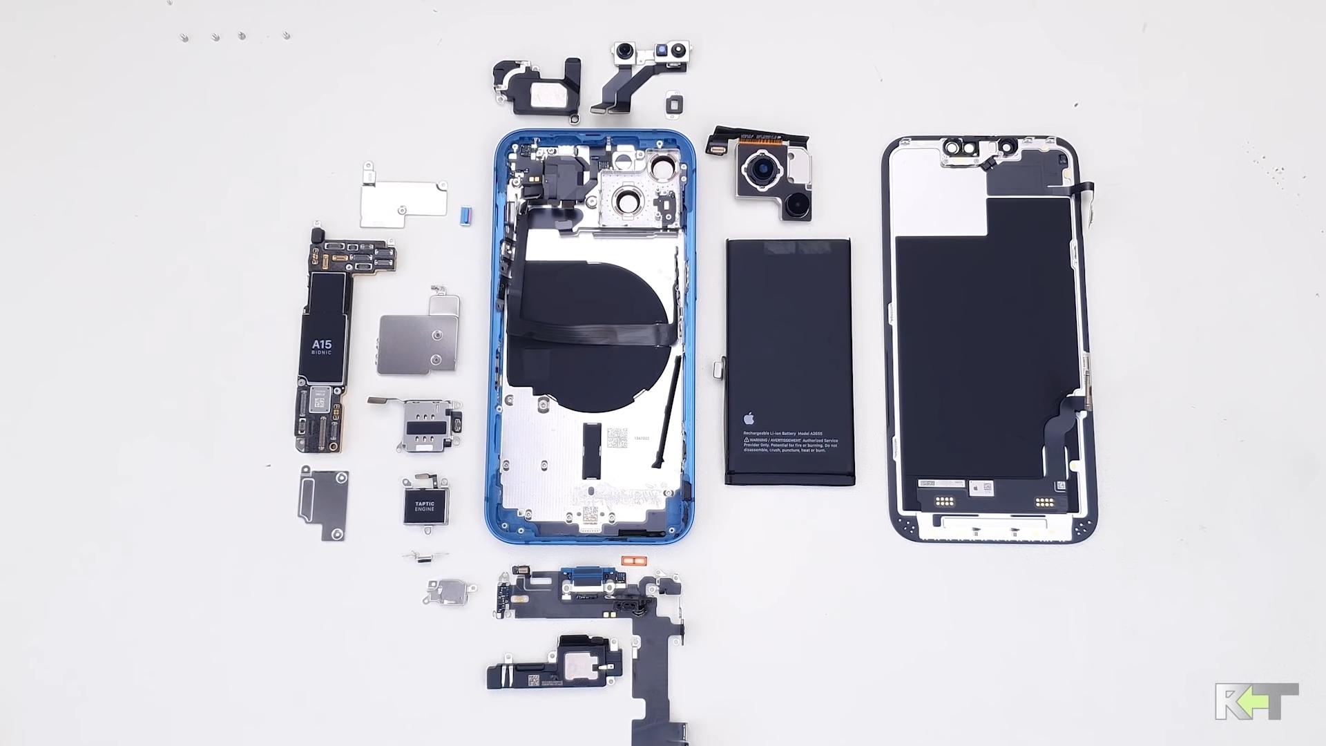Potwierdzone pojemności baterii w nowych iPhone'ach i ich demontaż
