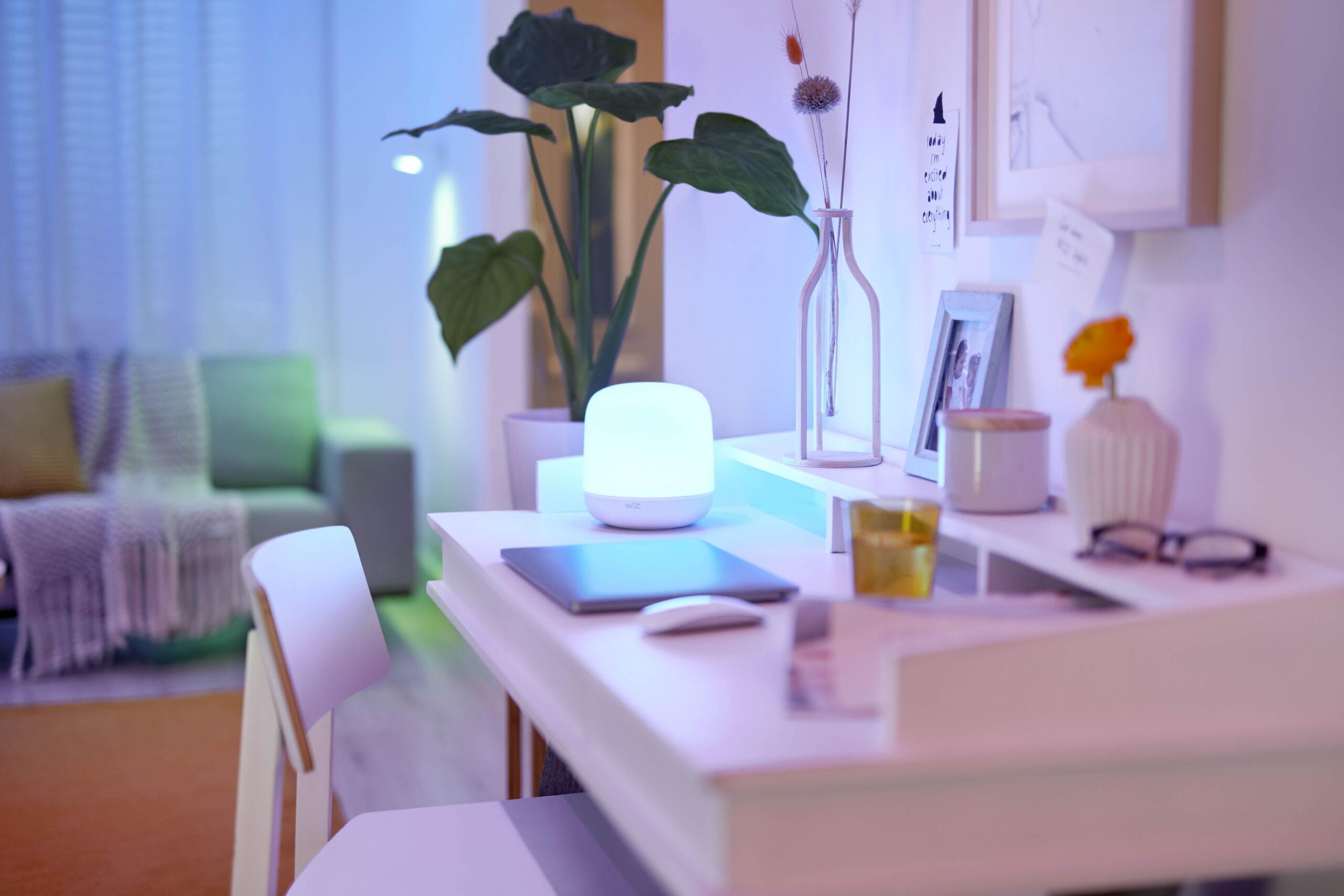 Signify przedstawia nowe, przystępne inteligentne produkty oświetleniowe WiZ