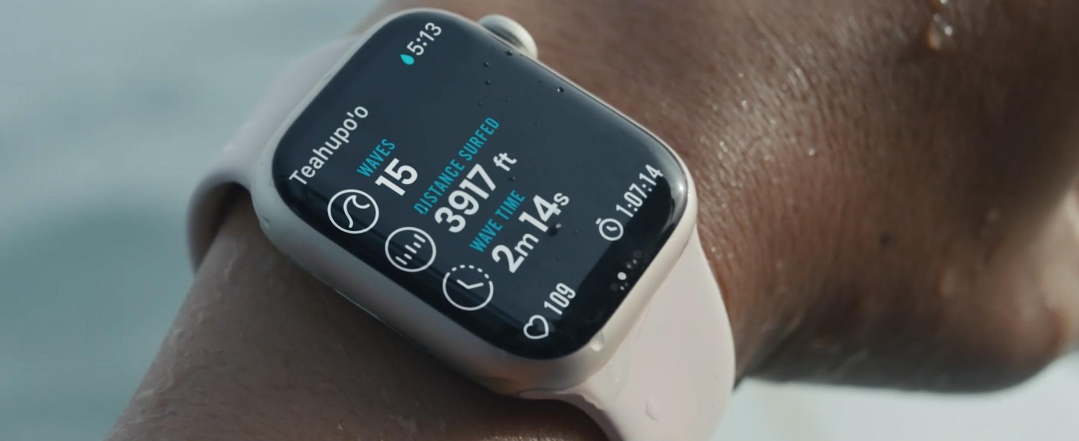 Apple Watch 7 – zmiany są kosmetyczne, choć oczekiwano zupełnie nowego designu.