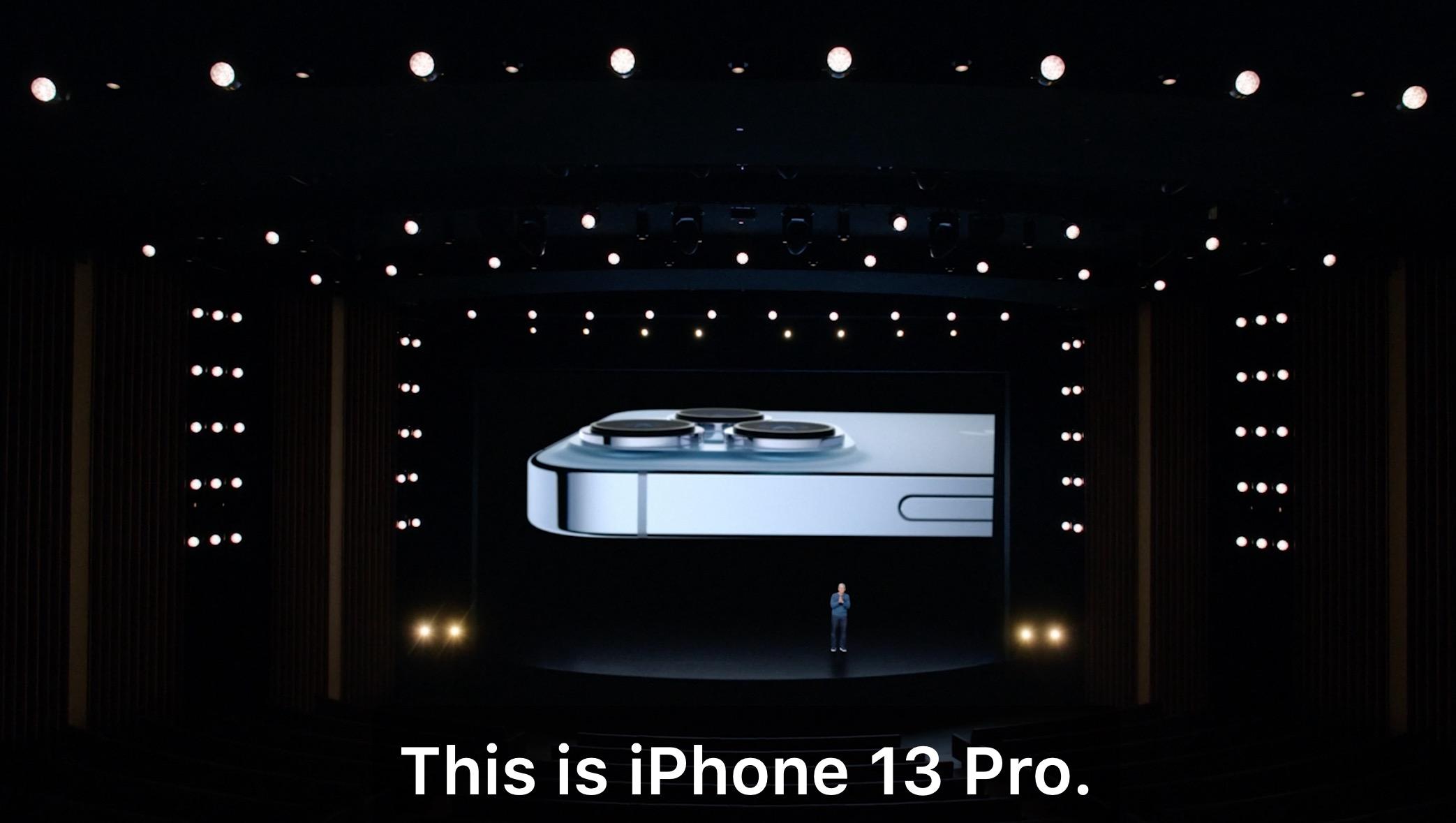 iPhone 13 / 13 Mini / 13 Pro / 13 Pro Max – nowy telefon Apple jest nudny i trzeba jasno przyznać, że to po prostu iPhone 12S