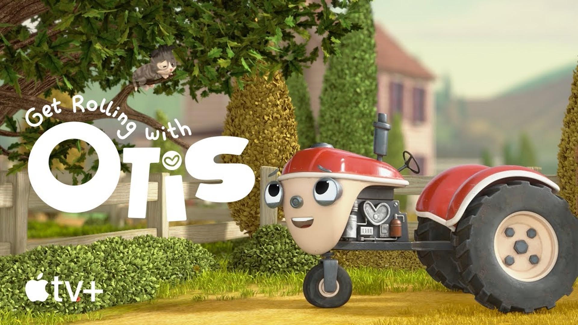 Zwiastuny nowych seriali dla dzieci zaprezentowane przez Apple