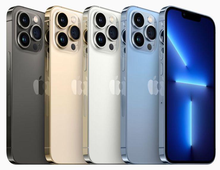 iPhone 13 Pro oferuje znacznie lepszą wydajność GPU w porównaniu do iPhone'a 12 Pro