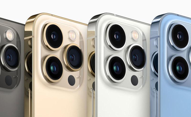Poziome animacje w iPhonie 13 Pro są ograniczane do 60 Hz
