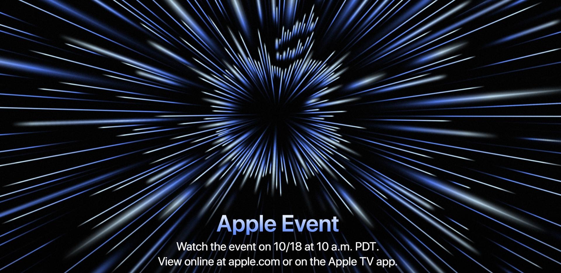 Kolejna konferencja firmy Apple ma się odbyć 18 października