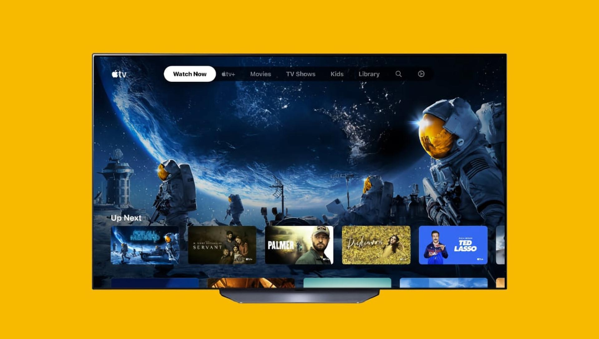 Telewizory od LG z 2016 oraz 2017 roku z aplikacją Apple TV+