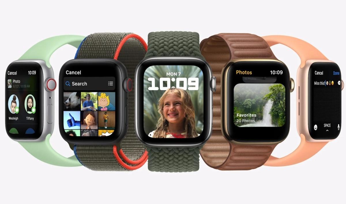 Apple udostępnia aktualizację watchOS 8.0.1, która naprawia problem z Apple Watch Series 3